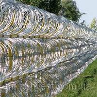 Спиральный барьер безопасности d-900 (3 скобы)