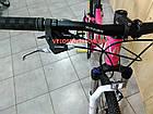 Горный велосипед Winner Stella 27.5 дюймов розовый, фото 3