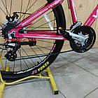 Горный велосипед Winner Stella 27.5 дюймов розовый, фото 5