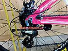 Горный велосипед Winner Stella 27.5 дюймов розовый, фото 6