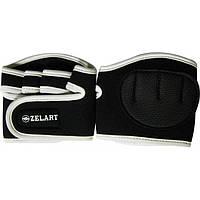 Перчатки(накладки) д/подн веса ZEL ZG-3617