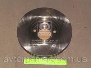 Диск тормозной VW PASSAT/AUDI 100/A4/A6 95- передний  Гарантия