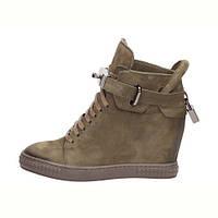 ПОЛЬСКИЕ Ботильоны женские sneakersy CARINII 3767KH
