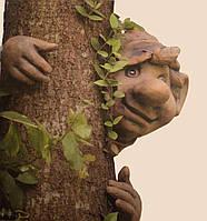 Украшение для стволов деревьев