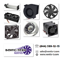 FDD1-17238DBHW43-L вентилятор (Qualtek)