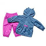 Демисезонный костюм для девочки Peluche S18 M 08 BF Heaven. Размер 74-100., фото 2