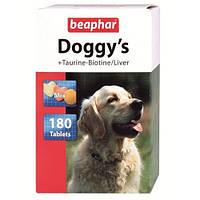 Кормовая добавка Beaphar Doggy's Mix для собак с таурином и биином, 180 таб