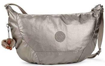 Женская сумка Kipling NILLE/Metallic Pewter серия Leisure