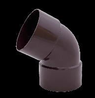 Двухраструбное колено 60 градусов Profil 75, 100