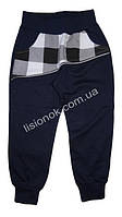 Стильные спортивные штаны 98см для мальчика Венгрия Seagull