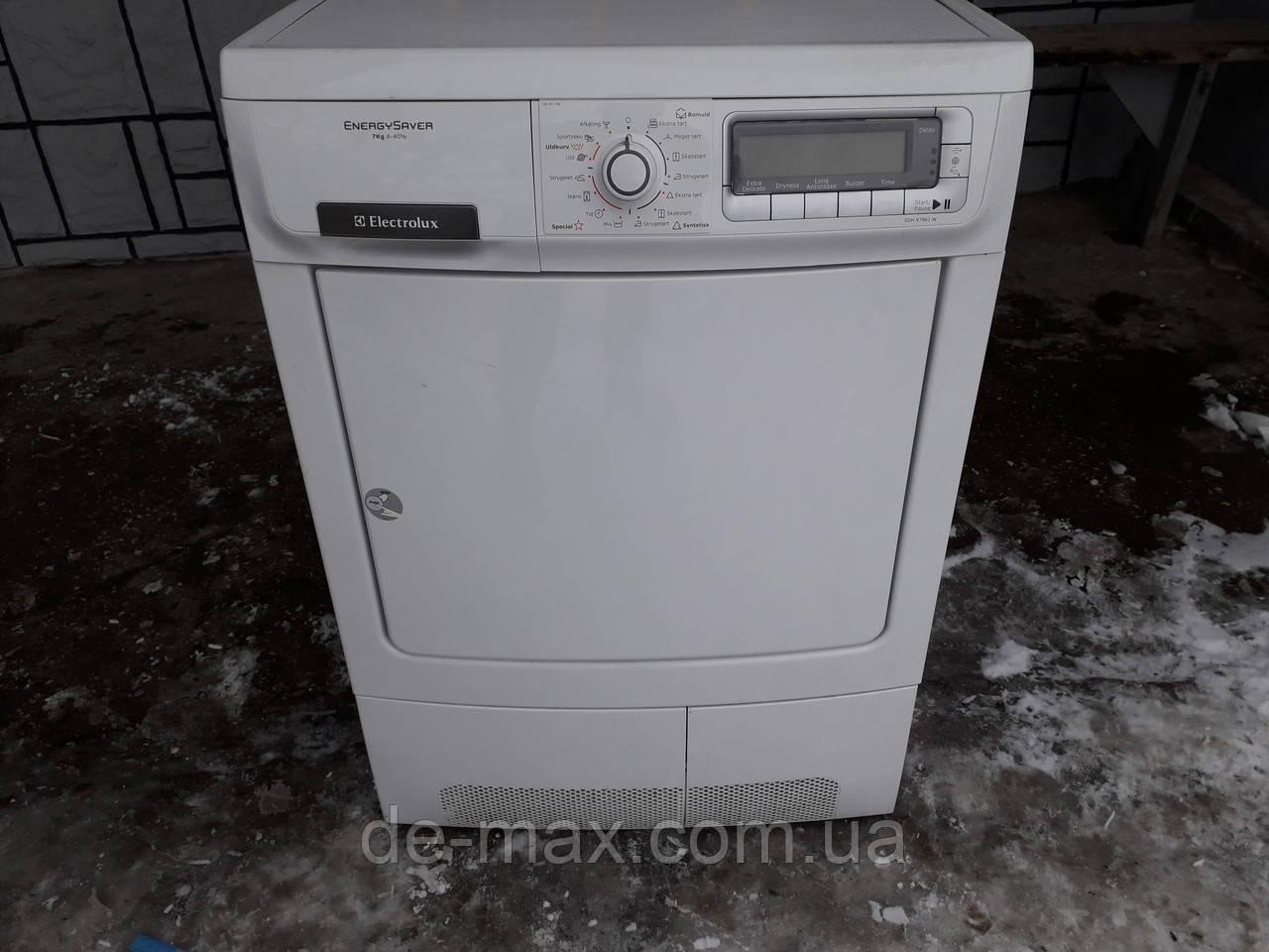 Сушильная машина aeg Electrolux EDH97961W компрессорная 7кг