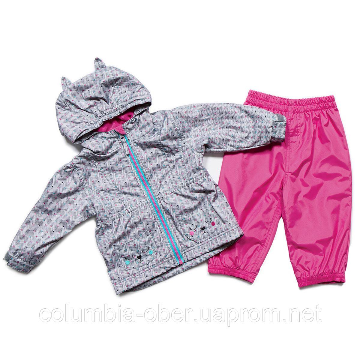 Демисезонный костюм для девочки Peluche S18 M 08 BF Frost Gray. Размер 74-100.