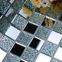 Зеркальная мозаика и ее качественная укладка