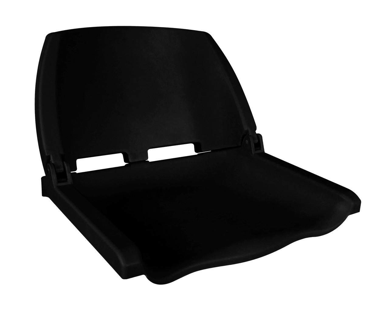 Сиденье NewStar складное пластиковое черное