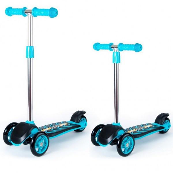 Самокат скутер трехколесный Орион