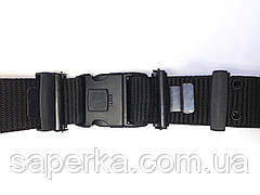 Солдатский тактический ремень LC-2 чёрный , фото 2