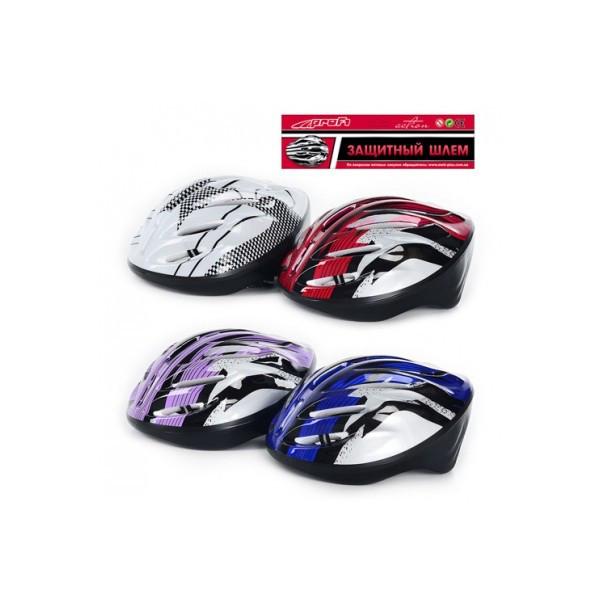 Шлем защитный большой 27-22-13см MS 0033