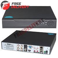 Видеорегистратор HVR NVR DVR COLARIX REG-DGF-008, 1080N, 4 канала