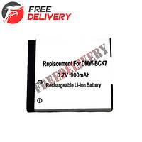 Батарея Panasonic DMW-BCK7 BCK7E FH2S FH25 SZ7 FH8