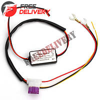 Контроллер дневных ходовых огней DRL, LED 12В
