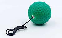 Тренажер для бокса fight ball с накладками для рук  XL-12-16лет