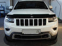 Дефлектор капота Jeep Grand Cherokee 2011- EGR SIM VIP Tuning