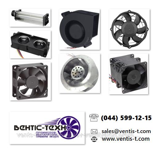 MR8025E24B-FSR вентилятор (Mechatronics Fan Group)