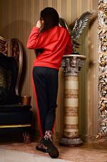 Женский спортивный костюм с рисунком, фото 3
