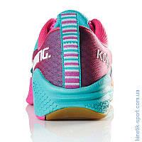 Кроссовки SALMING KOBRA Turquoise/Pink