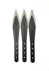 Набор метательных ножей YF025 3шт 57гр, фото 3
