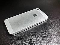 Декоративная защитная пленка для Iphone 5 бриллиант, фото 1