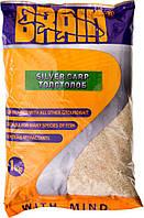 Прикормка Brain SILVER CARP (Толстолоб) 1 кг