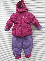 Комплект куртка+полукомбинезон раз. на 2 - 2,5 и 3 года