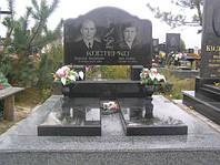 Памятник для двоих гранитный №85