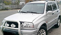 Дефлектора окон Suzuki Grand Vitara I 5d 1998-2005/Escudo 5d 1998-2005/Chevrolet Tracker 5d 1998-2005 Cobra Tuning