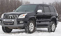 Дефлектора окон TOYOTA Land Cruiser Prado 120 2003-2008 Cobra Tuning