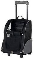 Сумка-рюкзак Trixie T-Bag Trolley на колесах для собак, 36х50х27 см