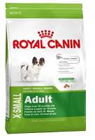 Корм Royal Canin (Роял Канин) X-SMALL ADULT  для собак миниатюрных пород  1,5кг