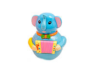 Детская игрушка неваляшка Слоник 6523