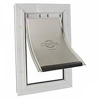Дверца Staywell для собак средних пород усиленной конструкции, 400х277,6 мм