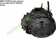 КПП 1.9 DCI 6 ступ. выж. на 2 болта RENAULT TRAFIC 00-10 (РЕНО ТРАФИК) (РК6375, РК6 375, РК6, 8200562333, С099016)