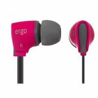 Наушники Ergo VM-110 Pink Уценка