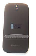 Задняя крышка HTC T326e, чёрная