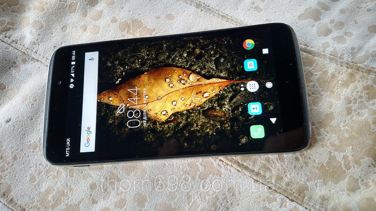 Alcatel Idol 3 (5 5'', музыкальный смарт) отл сост , 3G, 4G, укр  язык  #181921