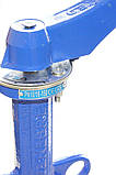Затвор поворотный Баттерфляй GENEBRE тип 2109 Ду250 Ру16 диск нержавеющая сталь , фото 6