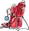Слинг-рюкзак для переноски детей до 22 кг DEUTER KID COMFORT 2, 36514 5560 красный