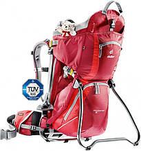 Слинг-рюкзак для переноски детей до 22 кг DEUTER KID COMFORT 2, 36514 5560