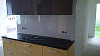 Стеклянные панели для рабочей поверхности