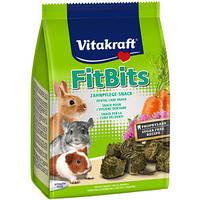 Лакомство Vitakraft Bits для грызунов, заточка зубов, 500 г