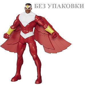 Подвижная фигурка Сокола 15СМ от Марвел - Falcon, Avengers, Initiative, Deploys Wings, Hasbro